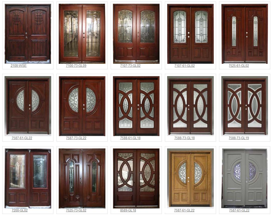Home Interior Perfly: Home Wood Door Design Catalog