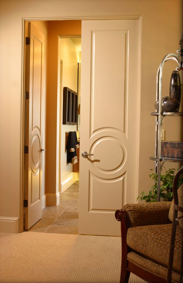 Interior doors custom doors and architectural products for Custom interior doors